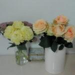 お花を飾ることの美容効果